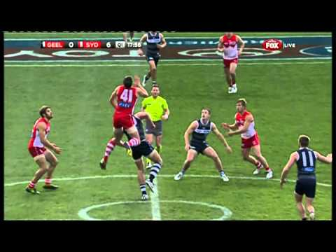 Early casualty - AFL