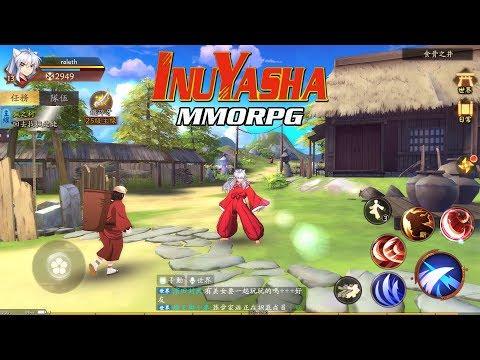 Game Anime Yang Ditunggu Akhirnya Rilis! - Inuyasha: Naraku's War (Android)