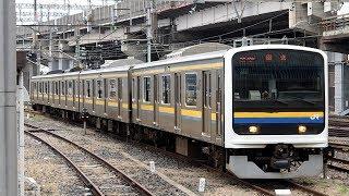 2019/06/05 【大宮入場】 209系 C440編成 大宮駅 | JR East: 209 Series C440 Set for Inspection at Omiya