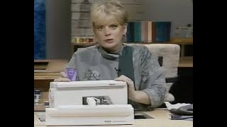 Sewing With Nancy - 1st Class Sewing (VHS, 2001)