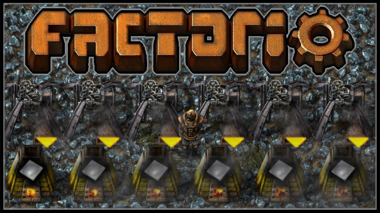 Factorio Bootstrap Tutorial/Guide #1 - Blueprint Book Included