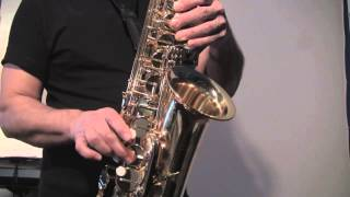 Greensleeves - Saxophone Music by Johnny Ferreira