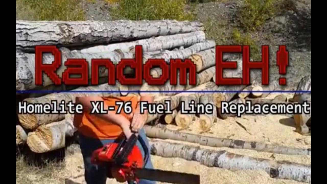 Homelite xl 76 fuel line replacement random eh youtube homelite xl 76 fuel line replacement random eh pooptronica