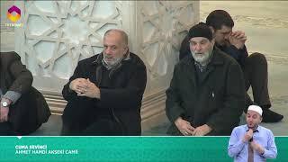 Cuma Vaazı - 5 Ocak 2018 2017 Video