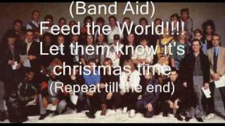 Band Aid Do they know it 39 s christmas