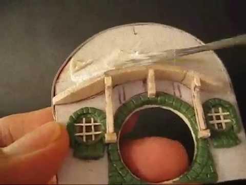 Quicktips 4 Making A Hobbit Hole Bilbo 39 S Bag End Youtube