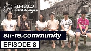 su-re.community #8 | How is Bali's Waste Management System? ft. Tokyo University Students