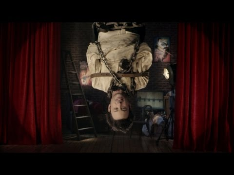 Capital One Houdini Commercial History Channel