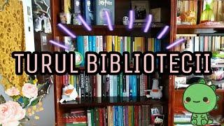 TURUL BIBLIOTECII | Alina Citeste