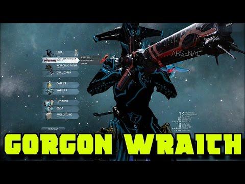 WARFRAME: RAZORBACK EVENT WITH GORGON WRAITH REWARD?!?!