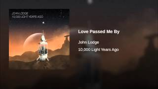 Love Passed Me By