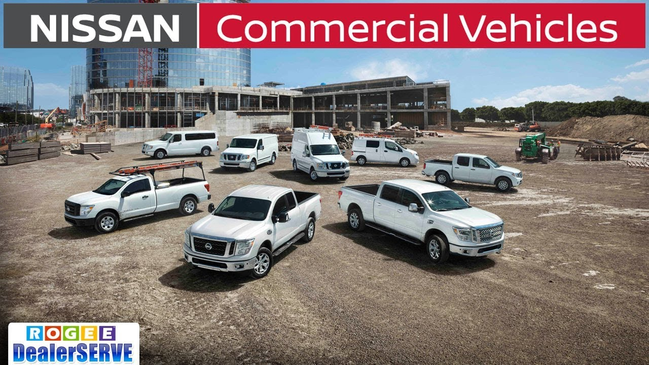 New City Nissan >> New City Nissan Commercial Vehicles Videos