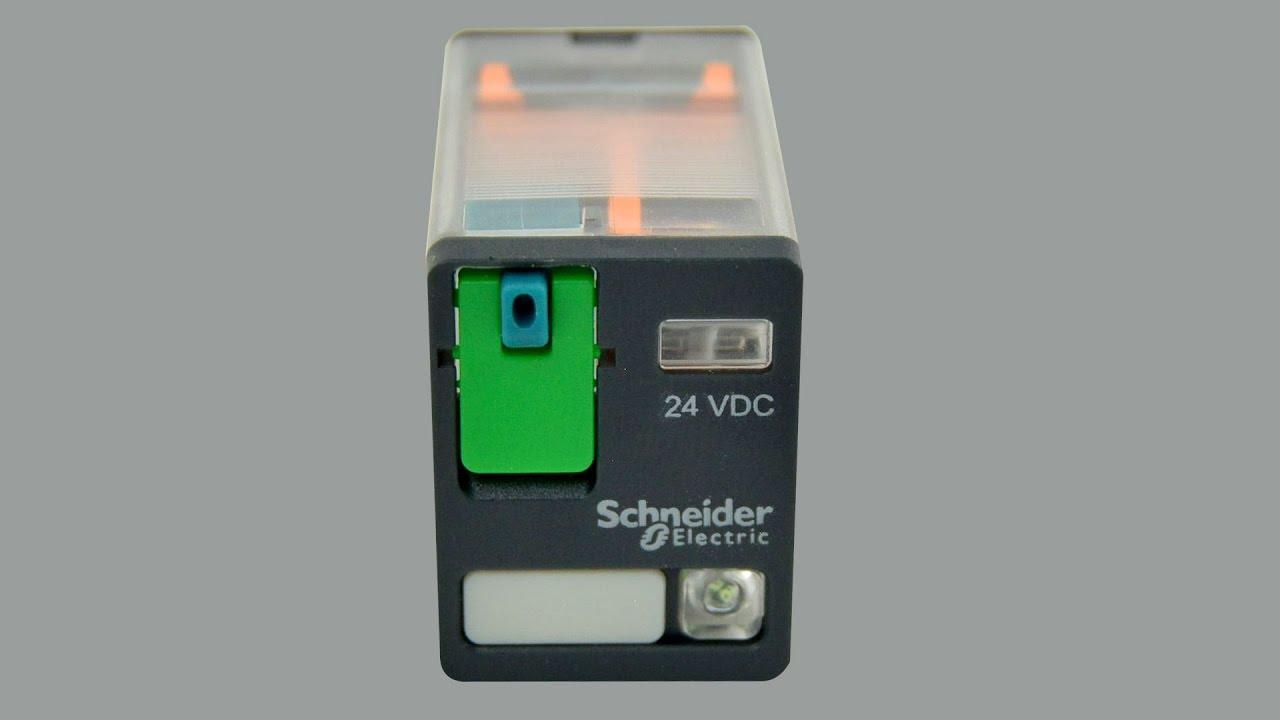 Schneider Magnecraft Relays