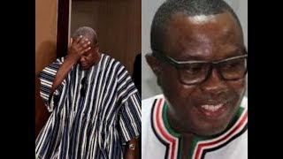 John Mahama speaks on Ofosu Ampofo's ḷẹạḳẹḍ audio