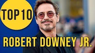 Robert Downey neměl hrát IronMana! TOP 10 zajímavostí