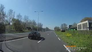 Dashcam Oude Meer   Fokkerweg