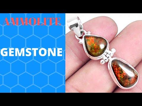 Powerful Stone - Ammolite