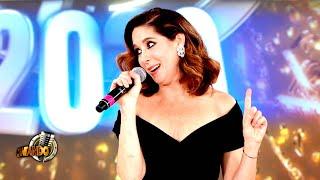 Laura Novoa hizo su debut en Cantando 2020