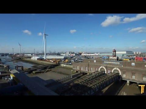 MS Magellan at Tilbury cruise terminal