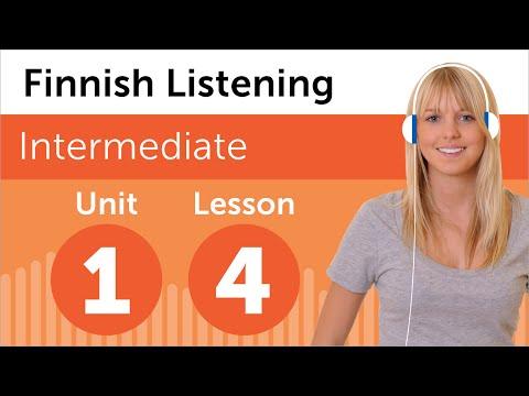 Finnish Listening Practice – Reading Finnish Job Postings