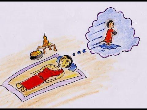 นิทานธรรมะ สอนใจ : ชาดกพระเจ้า ๕๐๐ ชาติ เรื่่อง อิจฉาตาร้อน ๒ Dharma storytelling #16.2