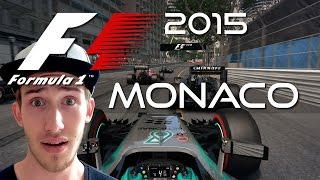 FORMEL 1 2015 Let's Play - Monaco [QHD][Deutsch][F1 2015 MOD]