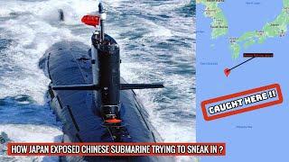 After Britain S Royal Navy Japan Expose Chinese Submarine