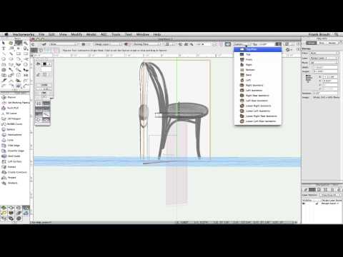 Thonet Style Bentwood Chair part 1