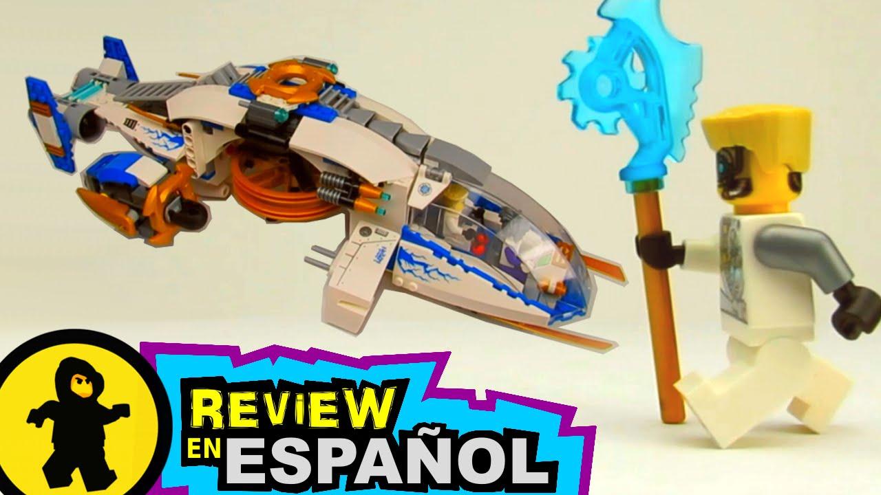 Review 70724 Ninjago Juguetes Lego Ninjacoptero En Español xBdoCe