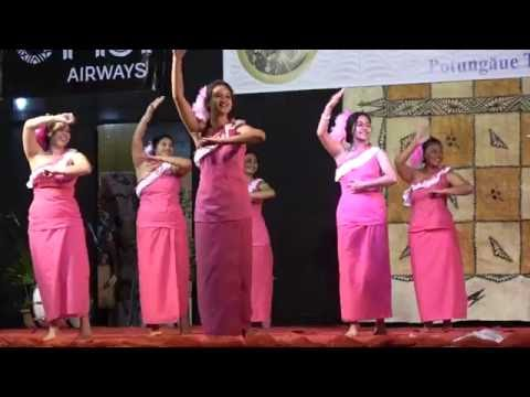 Suliana's Polynesian Dance Academy // Samoan Dances // Beautiful Tonga Heilala Festival