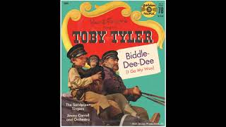 Song For Toby Tyler  - Biddle Dee Dee (Golden Records)