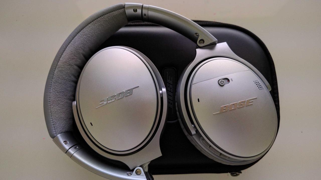 f2629ca96aa Bose QC 35 Pairing on Windows 10: Audio+Mic - YouTube
