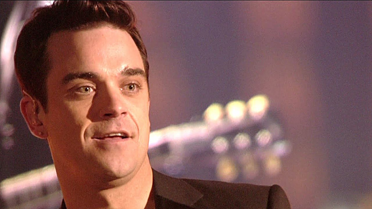 robbie williams angels lyrics