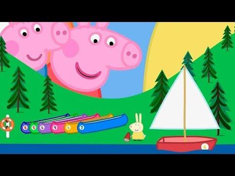 Свинка Пеппа на русском все серии подряд | Свинка Пеппа новый серии #32