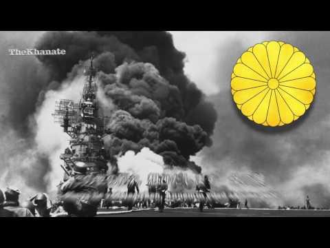 Japon Kamikaze Marşı - Japanese Kamikaze song: