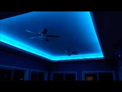 False ceiling lighting youtube - Lights used in false ceiling ...