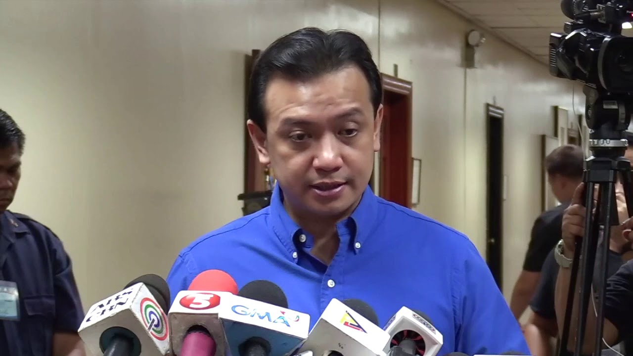 Trillanes calls for ICC probe after Duterte admits 'EJK sin'
