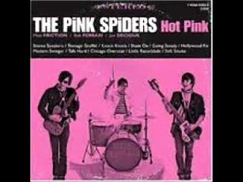 Soft Smoke  The Pink Spiders [Hot Pink Version]
