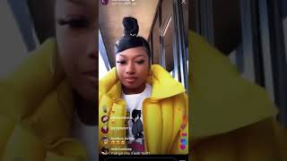 Megan Thee Stallion says her label 1501 certified blocking her from releasing music.