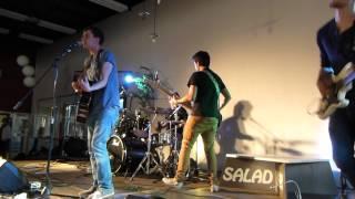 Salad Bar - My Bike @ Hafla Insanya 05-04-2014  Hd
