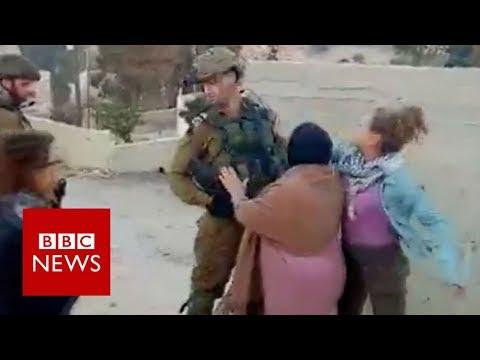 Was Palestinian teenager's 'slap' terrorism? BBC News