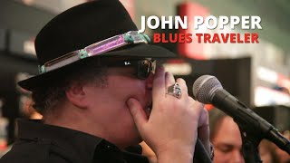 John Popper Dissects His New Signature Fender Harmonica