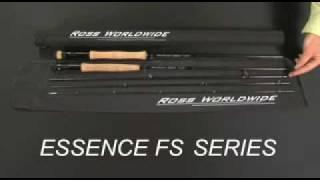 Ross Essence FS Rod Series