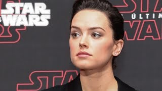 """Daisy Ridley Says """"Its Fair For Fans to Be Angry With The Last Jedi"""" - Star Wars NEWS"""