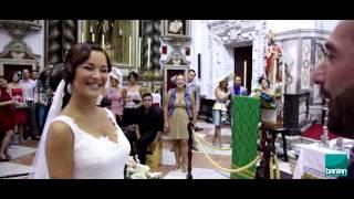 "Novio canta a la novia ""Boda del año"" -( Cádiz)"