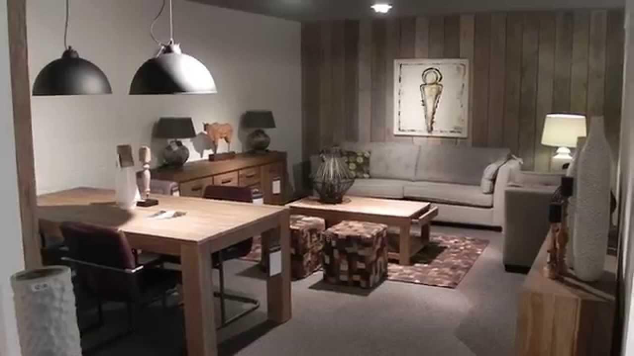 Landelijk wonen bij joldersma wonen in schoonebeek youtube for Herinrichten woonkamer