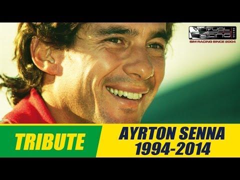 † Ayrton Senna Tribute 1994/2014