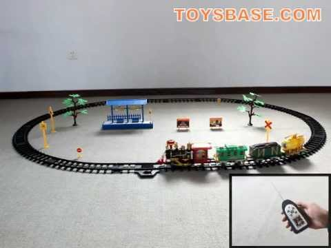 Wholesale Train Toy China Rc Radio Remote Controlled