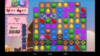 Candy Crush Saga Level 42 Walkthrough