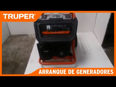 Arranque de encendido del Generador GEN-80X por marcha thumbnail